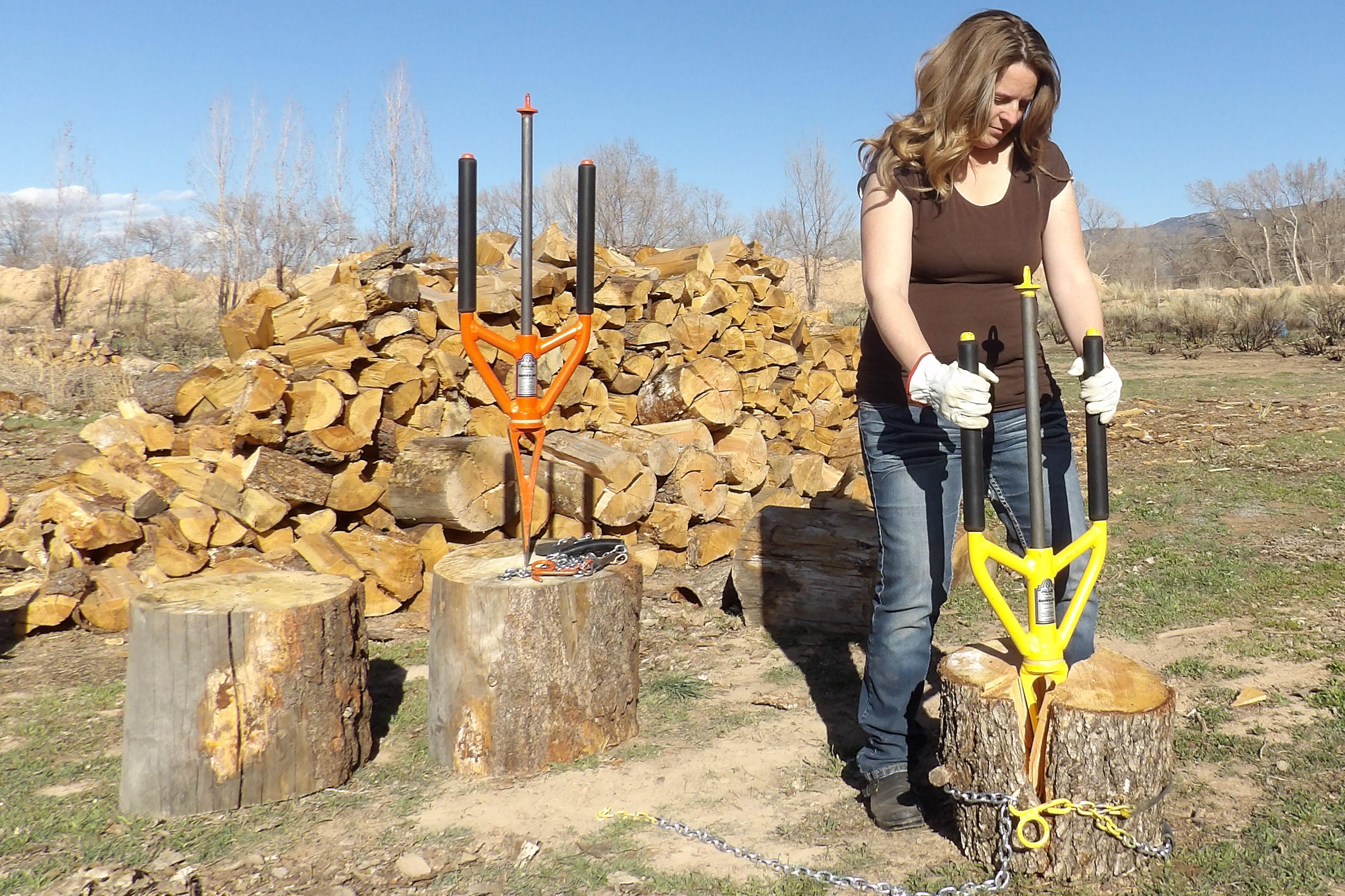 Best Log Splitter For Home Use