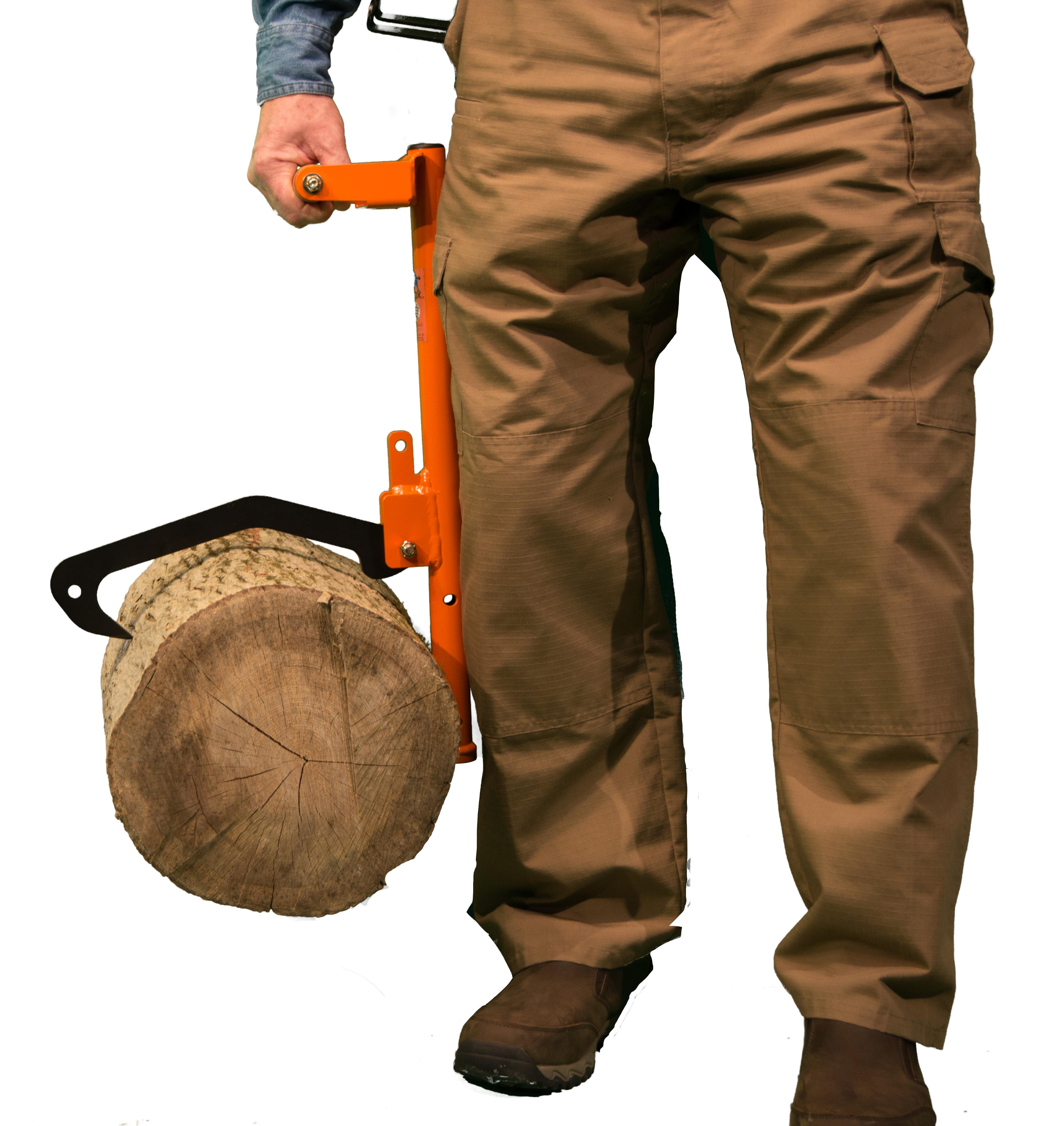 Good N Useful Logox Hauler Best Way To Carry Firewood Back Saver